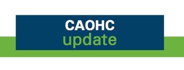 CAOHC Update